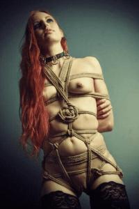 Kinbaku-bi: de kunst van het vastbinden (6)