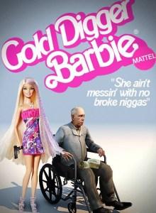 Barbie laat haar ware aard zien