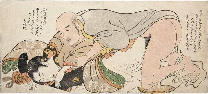 Utamaro_shunga_homoerotic