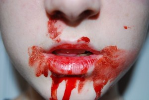 Stock___Bloody_Mouth_by_saruh_stock