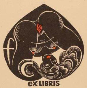 Erotica in het digitale Exlibris museum