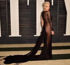 De 2015 Oscar afterparty jurkjes waren weinig verhullend