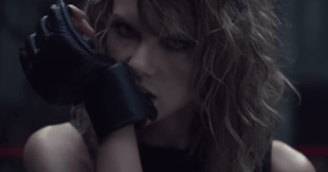 Vette clip Taylor Swift in latex – Bad Blood