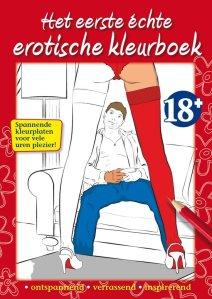 Er is nu écht een kleurboek voor volwassenen