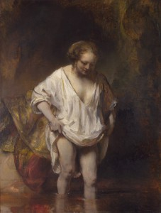 woman-bathing-in-a-stream-rembrandt-1654