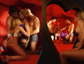 Ben en Sue visited a swingers club. This is their story.