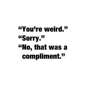 Complimenten