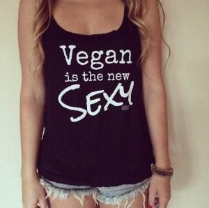 Safe sex en vegetarisme of veganisme
