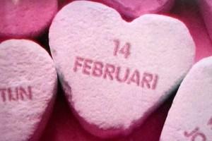 Vrouwen houden minder van Valentijnsdag dan gedacht