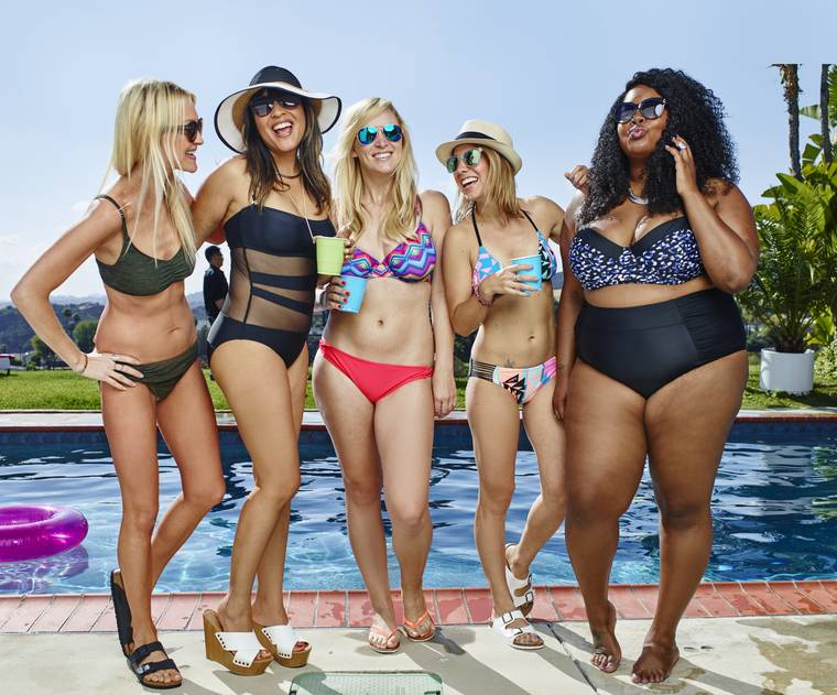 De NBRplaza fotografie uitdaging #2: Everybody  is a bikini body