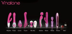 New in our shop: the interactive sex toys of Nalone