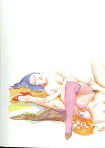 Online adult comics: Leone Frollo