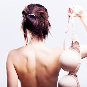 A day without a bra (or longer)?