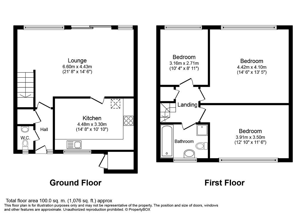 3 Bedroom House – Bickley, BR1