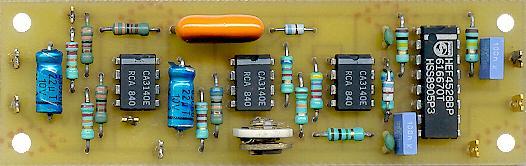Sync Separator Circuit Diagram Tradeoficcom