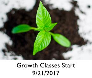 Growth Classes Start