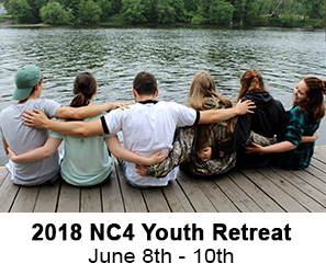 2018 NC4 Youth Retreat