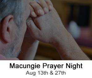 Macungie Prayer Nights