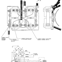 Warn M12000 Solenoid Wiring Diagram Of The Spine And Vertebrates Winch Diagrams | Nc4x4