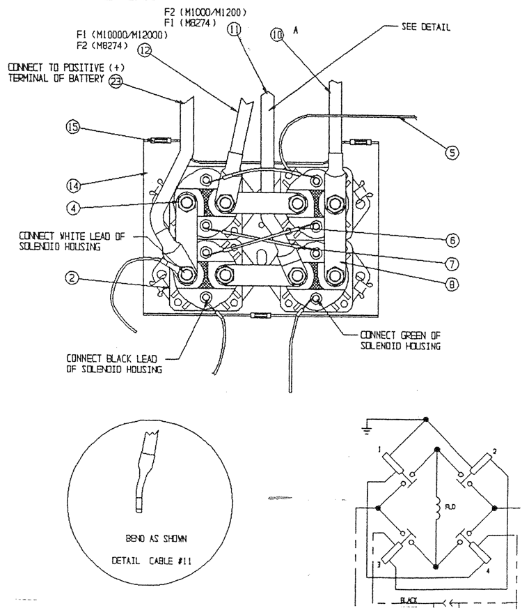 warn 9 5ti wiring diagram - auto electrical wiring diagram warn 9 5cti wiring diagram