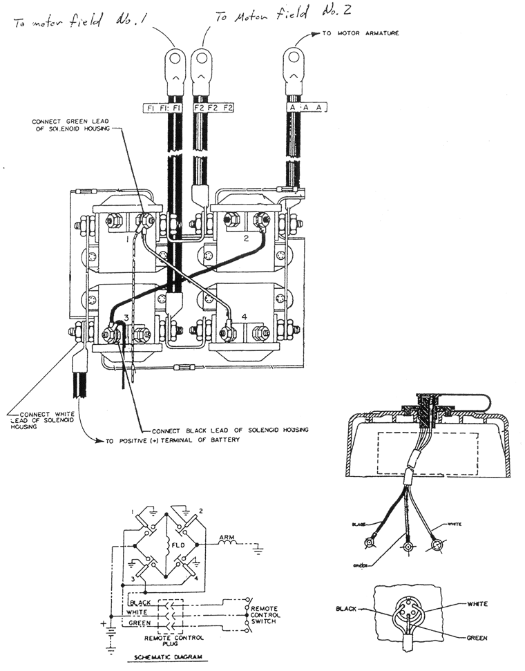 Badlands Wireless Winch Remote Wiring Diagram 5000