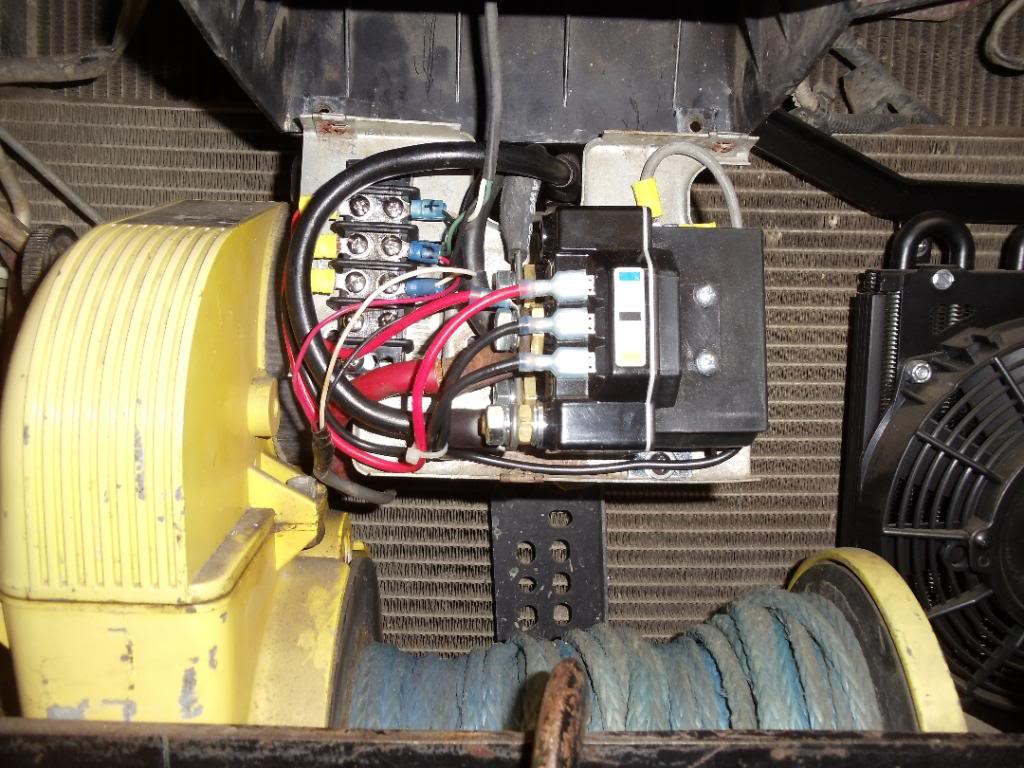 winch wiring diagram 4 solenoids wall switch outlet 8274 nc4x4