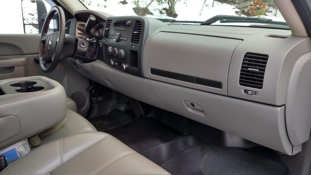 2007 Chevy Silverado Antenna