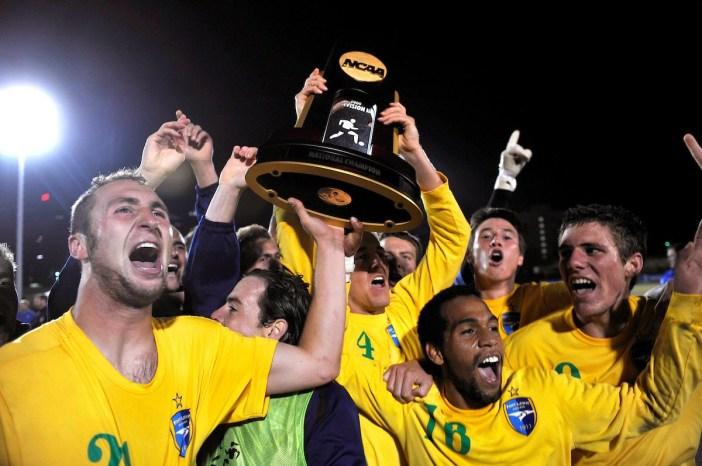DII men's soccer championship