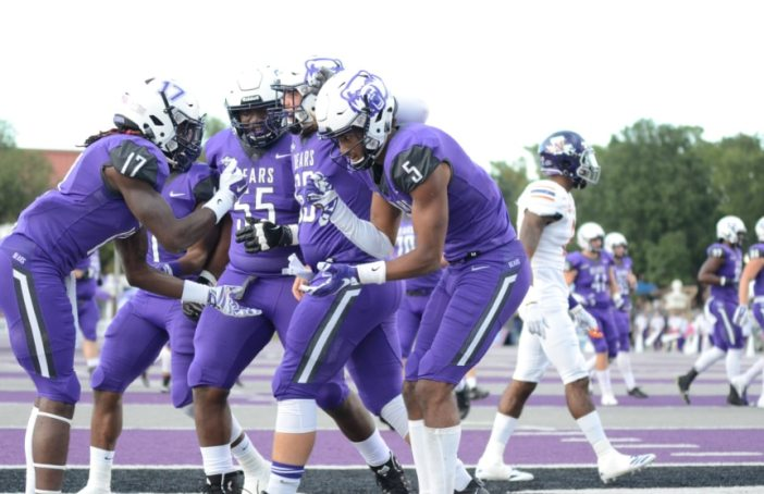 central arkansas football
