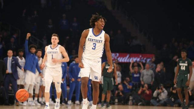 Michigan State Vs Seton Hall Was The Best Of The Star