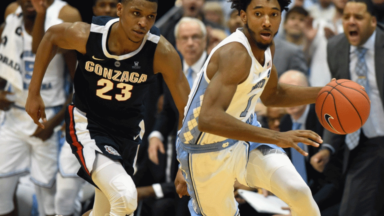 College Basketball Rankings North Carolina Surges