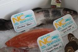 North Carolina seafood