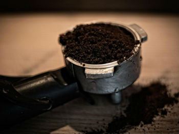 coffee grounds350x263 - Peaberry