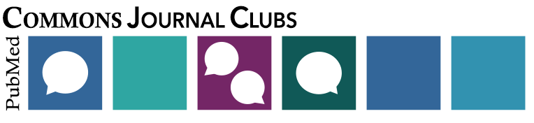 PubMed Commons Journal Clubs banner