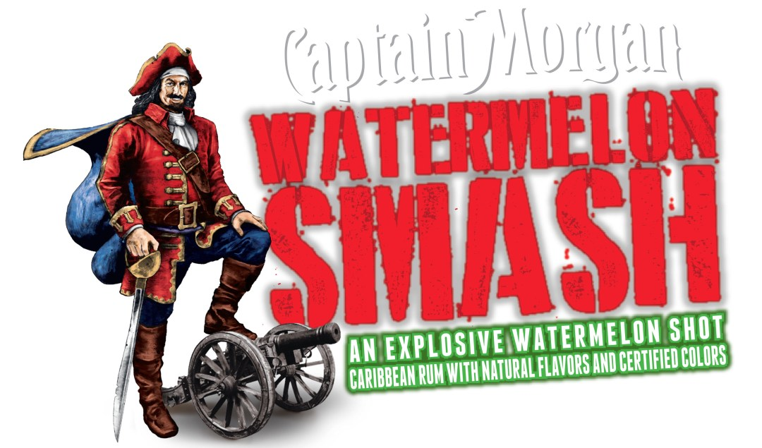 Image result for captain morgan watermelon smash