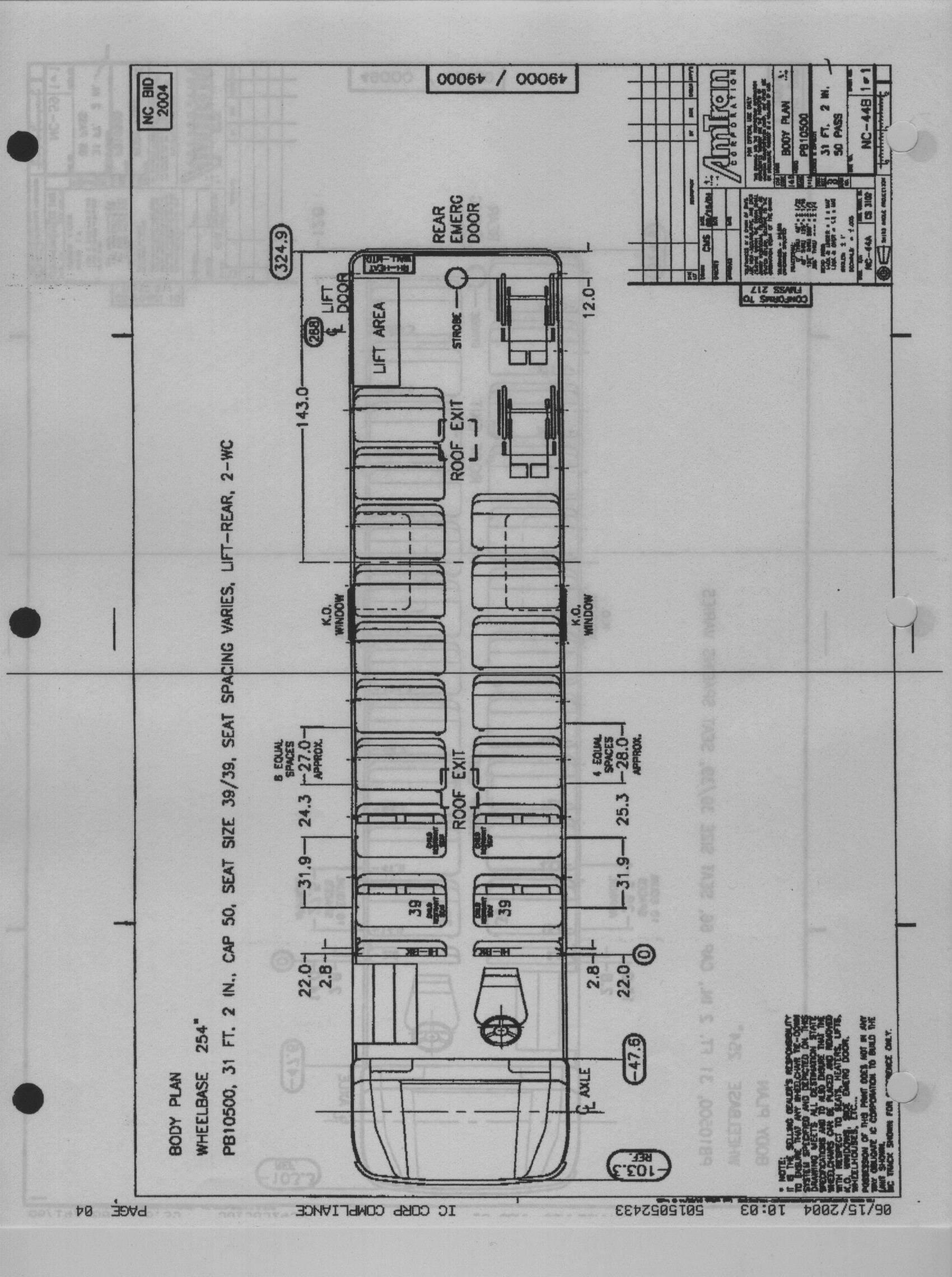 thomas built bus electrical diagrams
