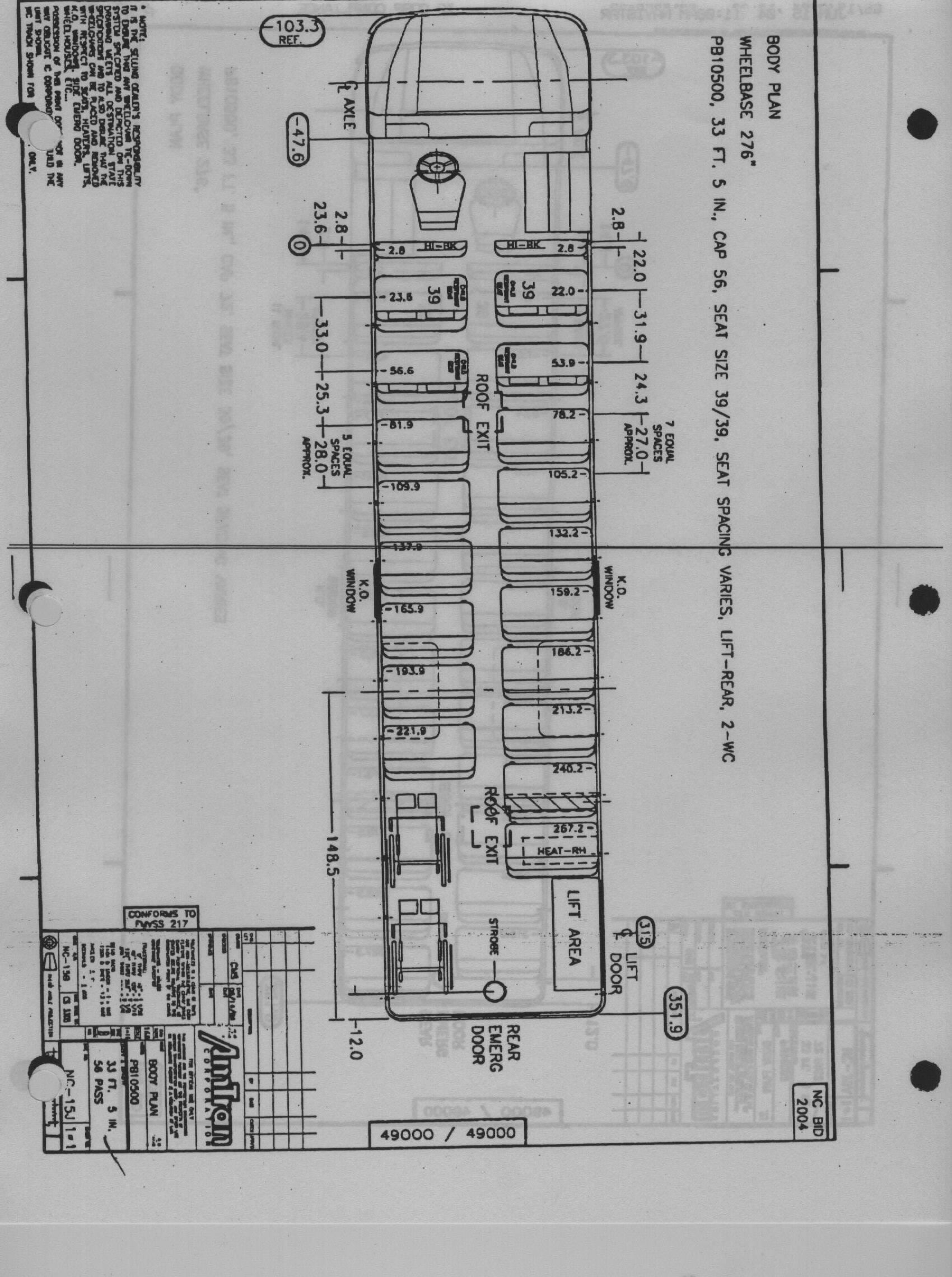 Wiring Diagram For Thomas Bus : 29 Wiring Diagram Images