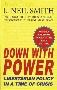 Down With Power front cover