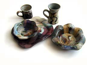 sochon and halona table ware pottery web