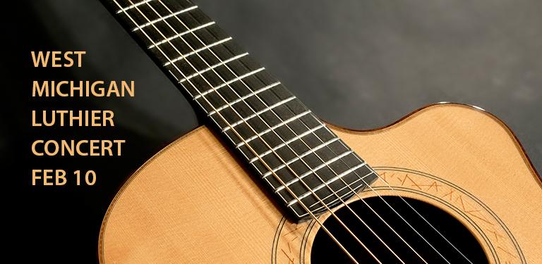 West Michigan Luthier Concert
