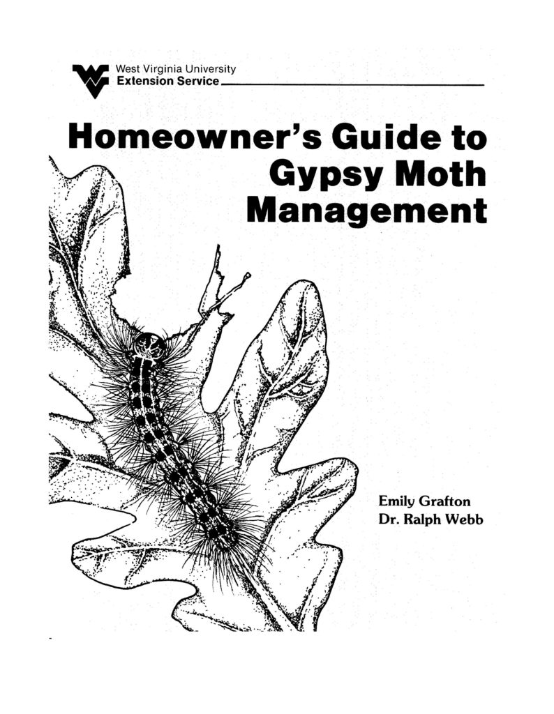 Homeowner's Guide to Gypsy Moth Management
