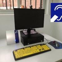 Los Nuevos Centros del Conocimiento se equipan para atender a personas con discapacidad