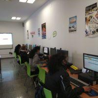 El NCC de Valverde de Leganés continúa  mejorando las competencias digitales de la ciudadanía