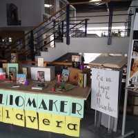 """El NCC de Talavera la Real, el Ayuntamiento y la Biblioteca Municipal presentan la exposición """"Bibliomaker Talavera"""""""