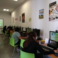 Los Centros de Competencias Digitales (NCC) inician su descanso veraniego con un balance de participación de más de 14.000 extremeños y extremeñas