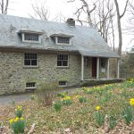 Spring at the Quaker Meeting House