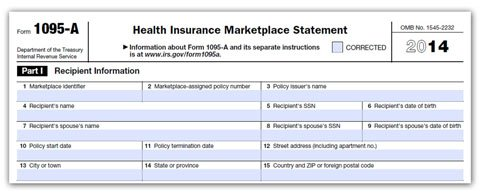 Many Obamacare Forms 1095-A wrong - Edmundson & Company, CPAs