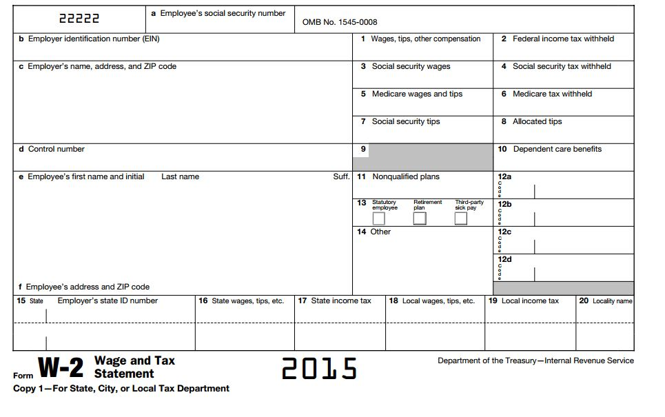 Change in W-2 due date for 2015 - Edmundson & Company, CPAs