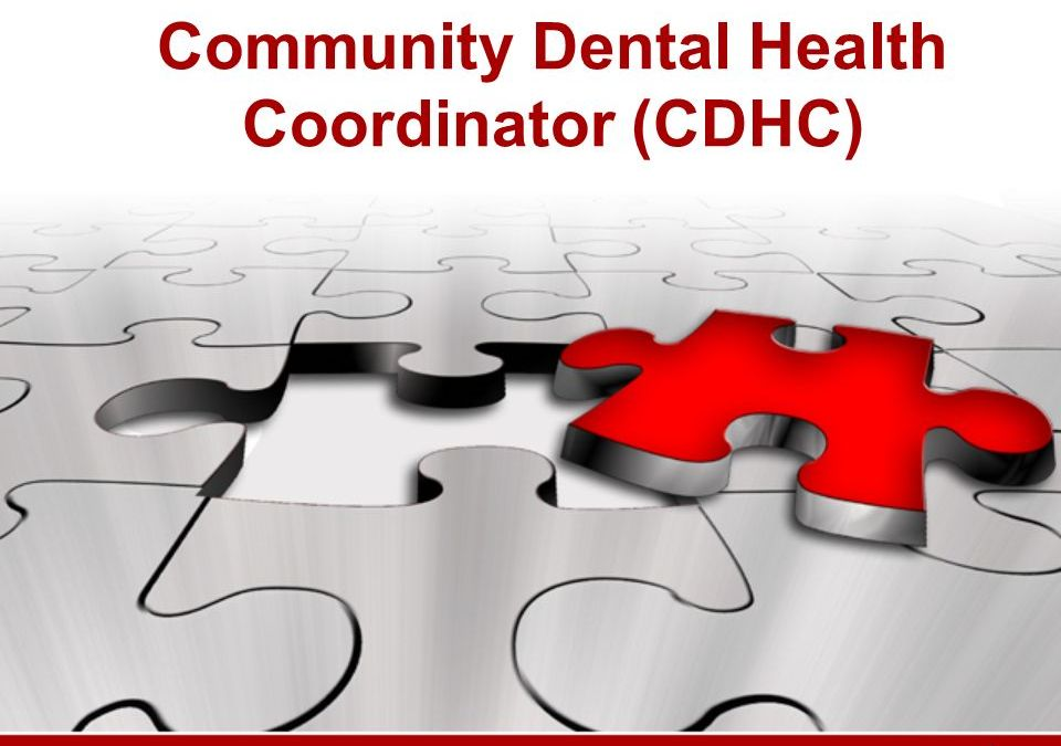 Community Dental HealthCoordinator Course