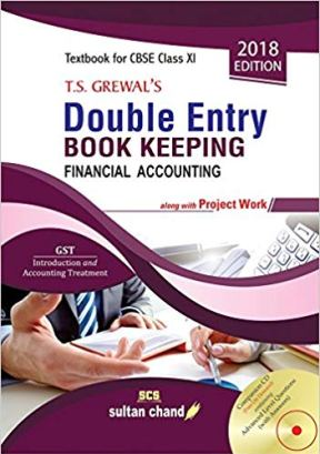 TS Grewal Accountancy Class 11 Solutions